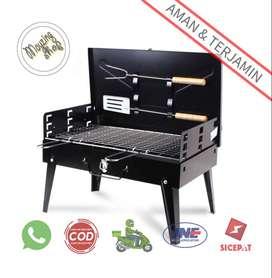 Alat Panggang Arang BBQ Outdoor