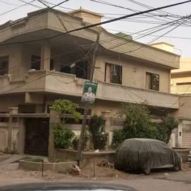 GROUND FLOOR COMMERCIAL PORTION FOR RENT IN BLOCK-7