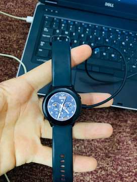 Samsung Active Watch 40mm In BRAND new condition for sale full box