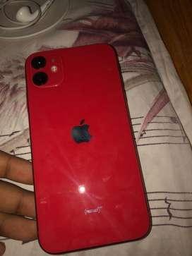 Iphone 11 red edition 128gb 1month used