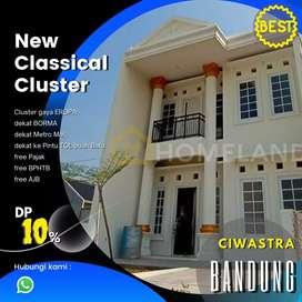 Hunian Dengan Konsep Classical Di Bandung.