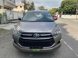 Toyota INNOVA CRYSTA 2.4 GX Manual, 2018, Diesel