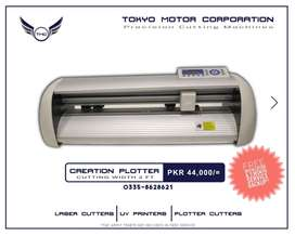 CREATION  PLOTTER CUTTING WIDTH 2 FT.. Lahore,.