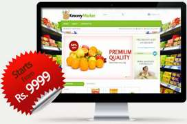 Dynamic website of selling books @9999 only