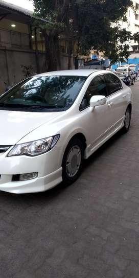 Honda Civic Hybrid, 2008, CNG & Hybrids