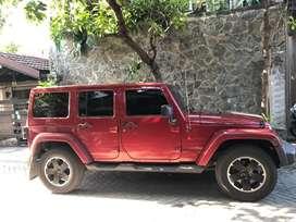 Jeep Wrangler Volcano Unlimeted