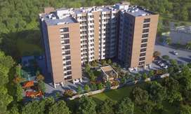 2 BHK Apartment for Sale in AP Pinnacle at Lonikand, Pune