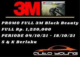 Kacafilm 3M Surabaya   Black Beauty Series   Garansi Resmi 5 Th Card