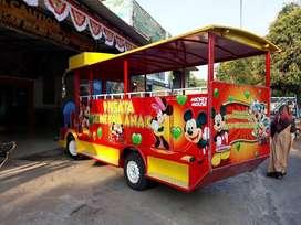 kereta mini wisata odong odong pancingan elektrik ikan magnet murah