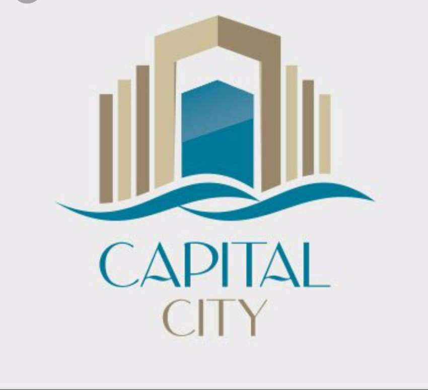 2 commercial Plots of 2 Marla each in Capital city 0