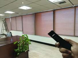 Automatic Roller Blinds