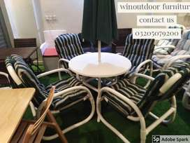Garden chairs#hotle outdoor furniture#rooftop chira#imported furnitur