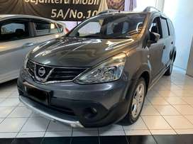 Nissan Grand Livina Xgear 1.5 Matic 2014 Istimewah