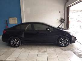 Civic all new 2015 automatic