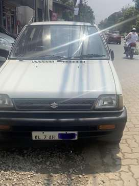 Maruti Suzuki 800 AC, 2002, Petrol
