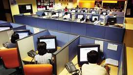 Boys Girls required in Office Calling jobs freshers can apply Only