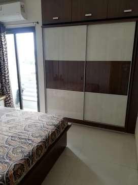 . Beautiful 3 bhk semi furnished Villa near Crystal Mall, Kalawad Road
