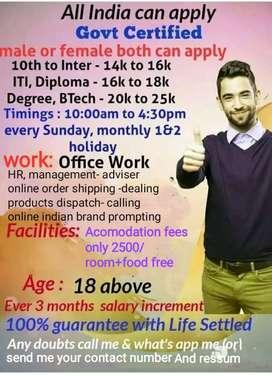 Job adviser