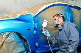 Tingering and painter ( car & lorry )