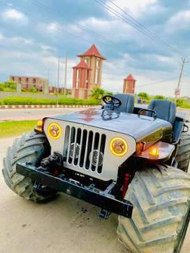 Mahindra Willys 2000 Diesel Good Condition
