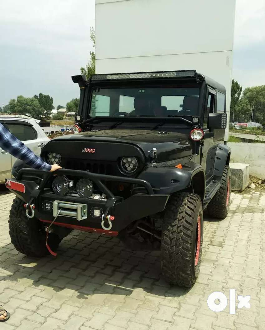 Panwar Thar and jeep modified 0