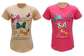 Kids Girl's Tshirt