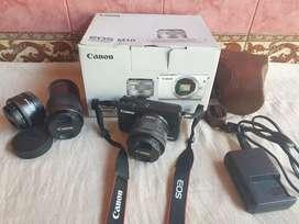 canon m10 mirrorless camera