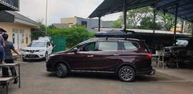 Roofbox whale carrier wuling cortez roof rack box bagasi tambahan 650L