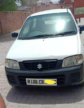 Alto Lx 2012 Modal Good Condition Car 4 tayar nyu betri ok Ac on