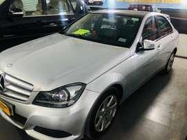 Mercedes-Benz C-Class 220 CDI Elegance AT, 2014, Diesel