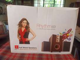 iBall Rhythm69 2.1 computer multimedia speaker