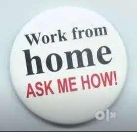 Good writing Good Earning weekly salary 13000