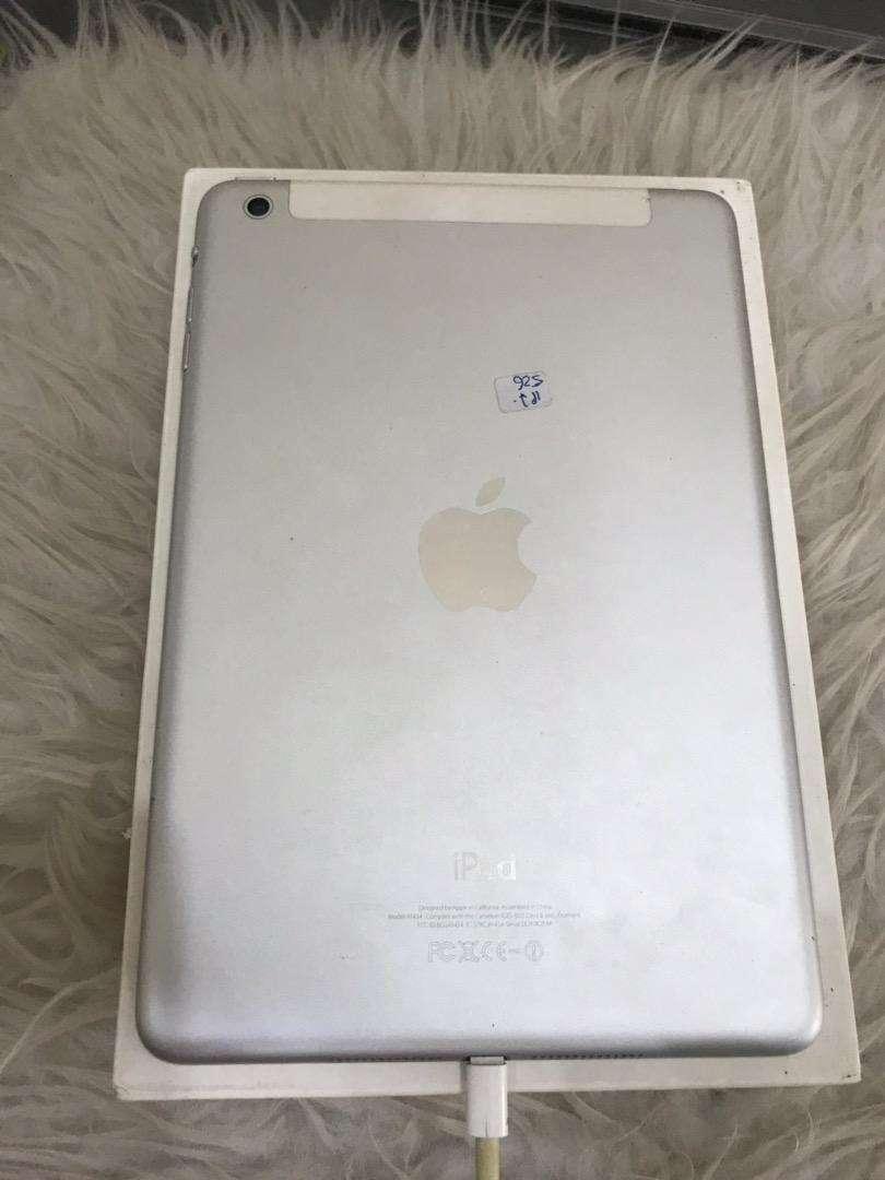 Ipad mini 1 16 gb white DC COM MMTC 0