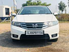 Honda City 1.5 E Manual, 2012, Petrol