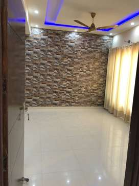 Beautiful 2 BHK Flat in gated society in zirakpur 28.56L