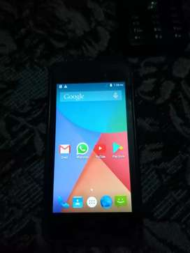 Micromax canvas 4 very good condition phone