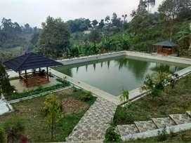 Tanah dan Villa lt.2428m2 diCiwidey Bandung Selatan
