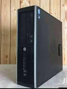 Branded used HP 8300 core I5 3rd gen 8 gb ram 1tb hard disk dvd warran