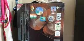 LG dual door fridge
