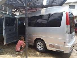 Isuzu elf NHR 2016 minibus