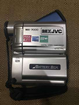 JVC MX 7000 Digital Video Camcorder