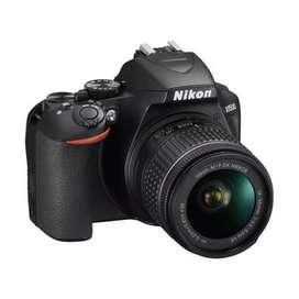 Nikon D3500 DSLR with 18-55mm Cash Or Kredit