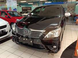 Toyota Kijang Innova 2.0 G Diesel Automatic /At 2013 Super Bagus