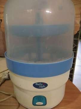Alat steril botol susu bayi