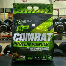 MP Combat Protein Powder 10 lb lbs MusclePharm whey egg casein