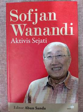 Buku Biografi Sofjan Wanandi