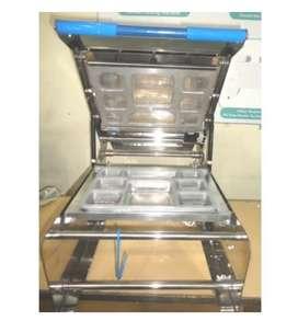 Food Thali packaging Machine