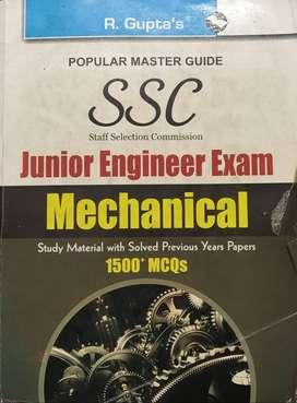 SSC JE MECHANICAL ENGINEERING BY R GUPTA