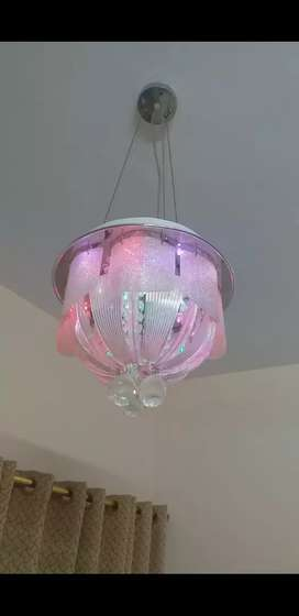 Pair of 2 Fancy lights for home decor