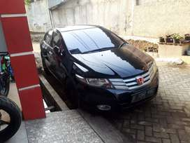 Honda city e 2009 matic